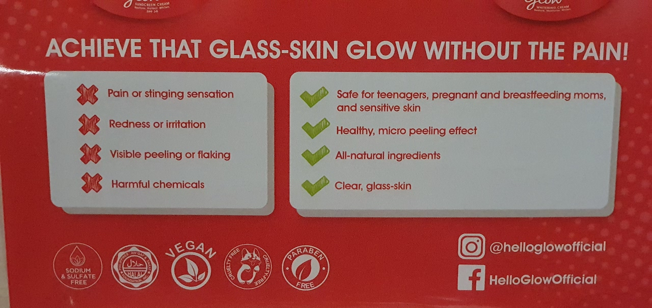 Achieve that glass skin glow without the pain!